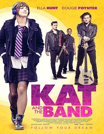 Kat and the Band 2020 English 720p WEB-DL 800MB Download