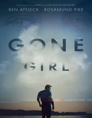 Gone Girl 2014 English 720p BluRay 1GB ESubs