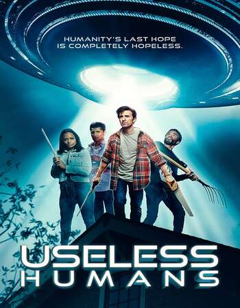 Useless Humans 2020 English 720p WEB-DL 700MB ESubs