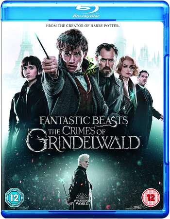 Fantastic Beasts: The Crimes of Grindelwald (2018) Dual Audio Hindi ORG 720p BluRay x264 1.2GB Full Movie Download