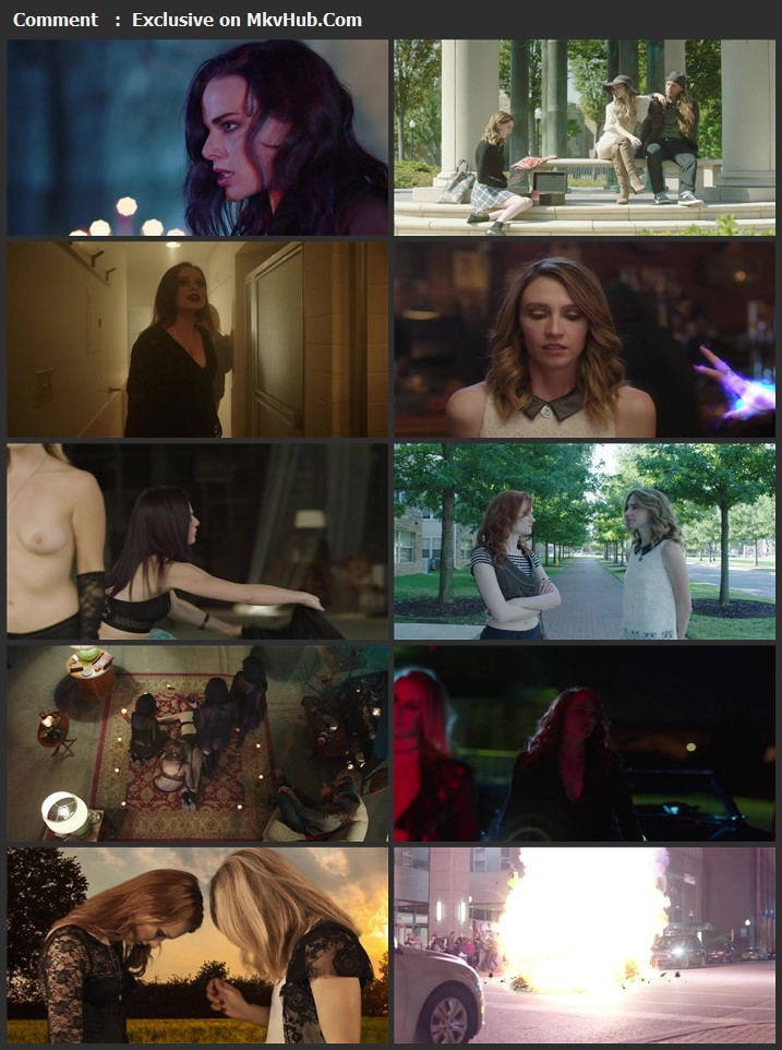 Coven 2020 English 720p WEB-DL 700MB Download