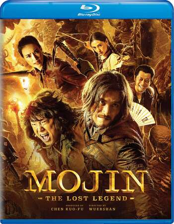 Mojin The Lost Legend (2015) Dual Audio Hindi 480p BluRay 400MB ESubs Full Movie Download
