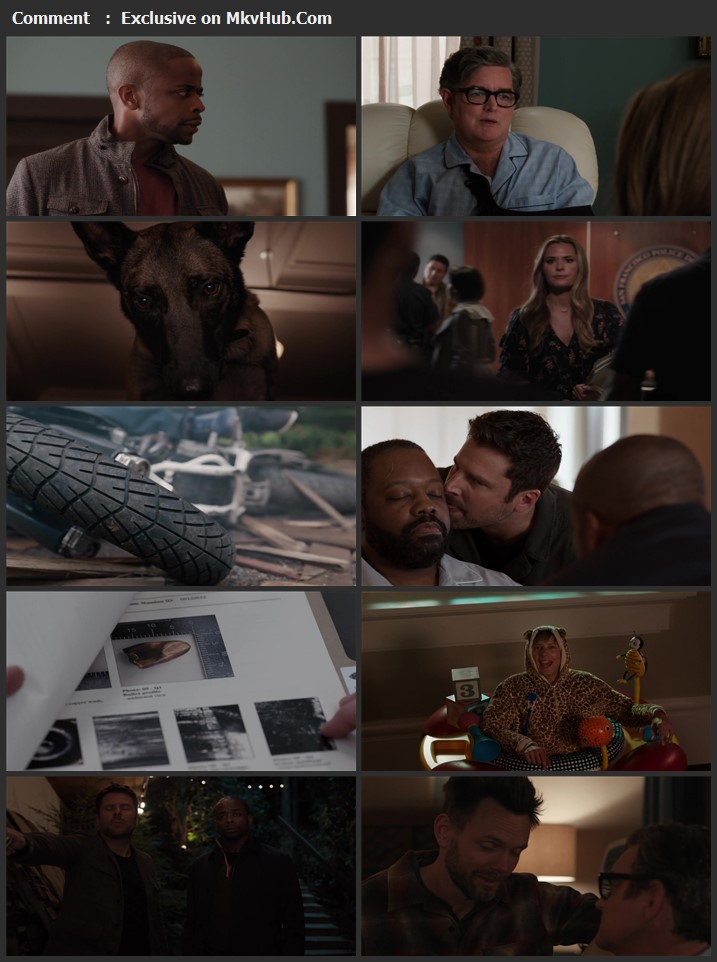 Psych 2: Lassie Come Home 2020 English 720p WEB-DL 800MB Download