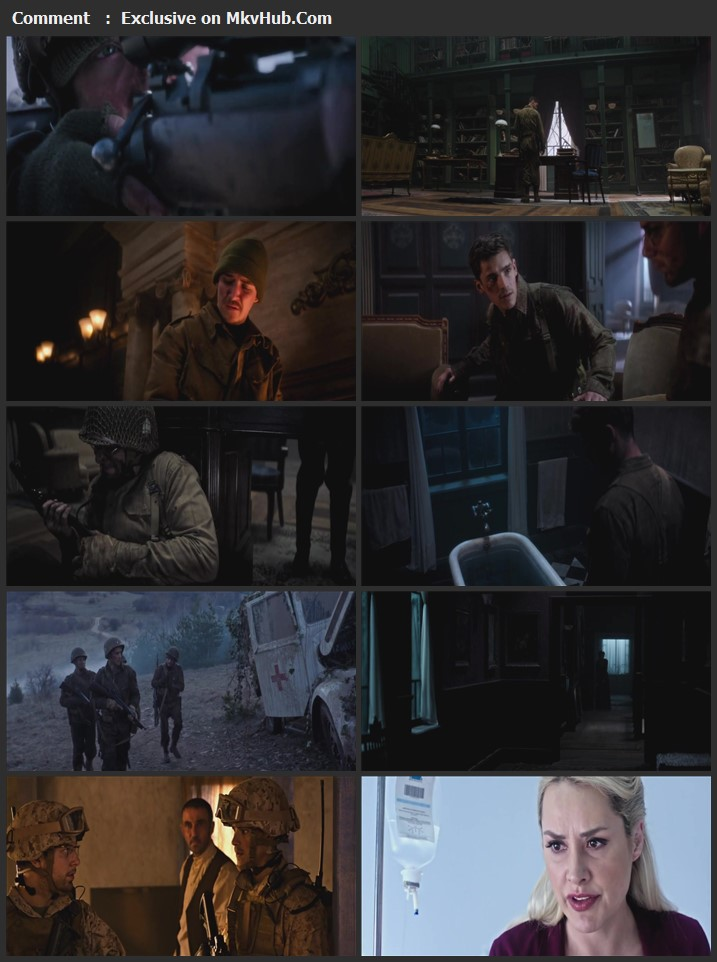 Ghosts of War 2020 English 720p WEB-DL 800MB Download