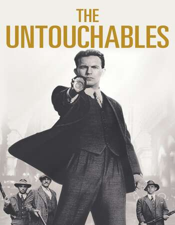 The Untouchables 1987 English 720p WEB-DL 1GB ESubs