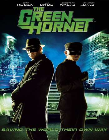 The Green Hornet 2011 Dual Audio [Hindi-English] 720p BluRay 800MB