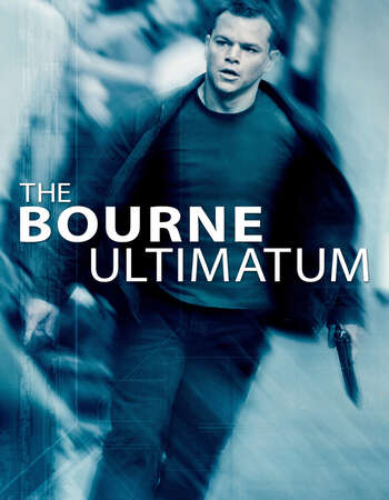 The Bourne Ultimatum 2007 Dual Audio [Hindi-English] 720p BluRay 850MB ESubs
