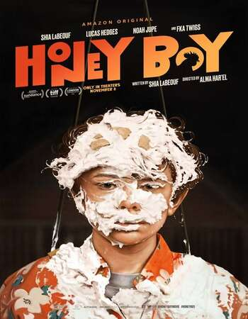 Honey Boy 2019 Dual Audio [Hindi-English] 720p BluRay 950MB