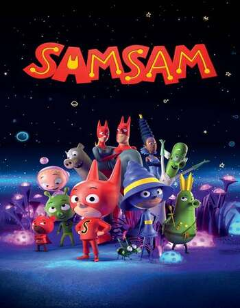 SamSam 2020 English 720p WEB-DL 700MB Download