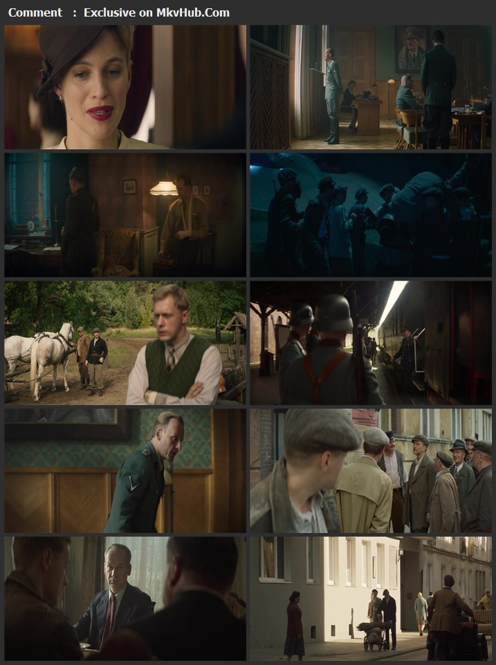 The Resistance Fighter 2020 English 720p WEB-DL 1GB Download