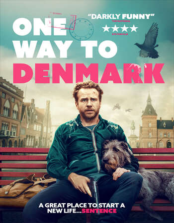 One Way to Denmark 2020 English 720p WEB-DL 800MB Download