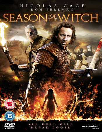 Season of the Witch (2011) Dual Audio Hindi 720p BluRay x264 800MB Full Movie Download