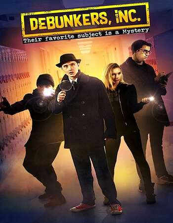 Debunkers, Inc. 2019 English 720p WEB-DL 750MB Download