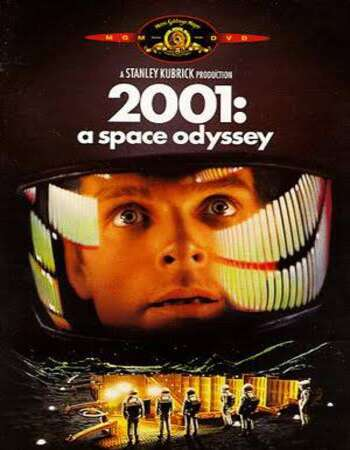 2001: A Space Odyssey 1968 English 720p BluRay 950MB ESubs