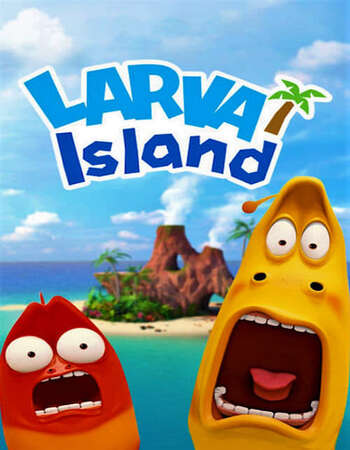 The Larva Island Movie 2020 English 720p WEB-DL 800MB Download
