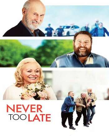 Never Too Late 2020 English 720p WEB-DL 850MB Download