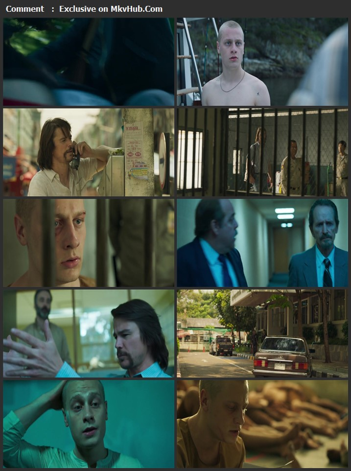 Target Number One 2020 English 720p WEB-DL 1GB Download