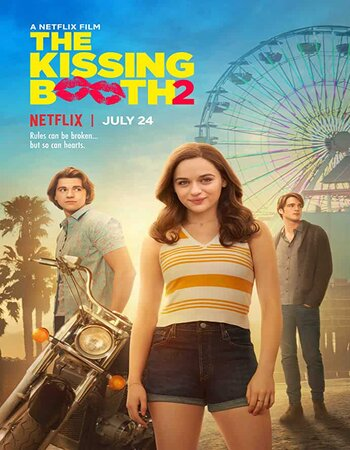 The Kissing Booth 2 (2020) Dual Audio Hindi 480p WEB-DL 400MB ESubs Full Movie Download