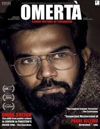 Omerta 2018 Hindi 1080p WEB-DL 1.1GB Download