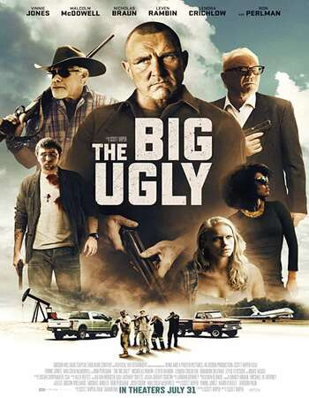 The Big Ugly (2020) English 720p WEB-DL x264 900MB Full Movie Download