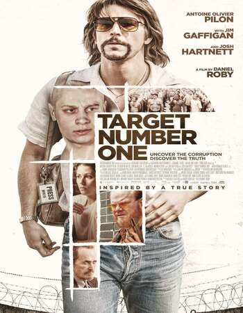 Target Number One (2020) English 720p WEB-DL x264 1.1GB Full Movie Download