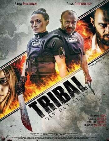 Tribal Get Out Alive 2020 English 720p WEB-DL 750MB Download