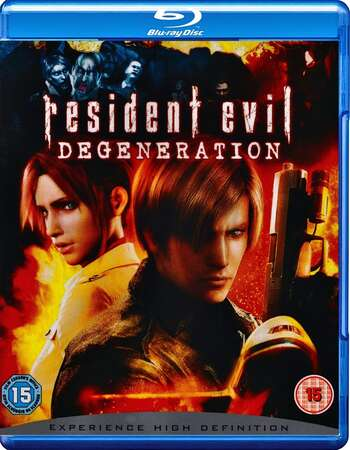 Resident Evil Degeneration 2008 Dual Audio Hindi 480p Bluray