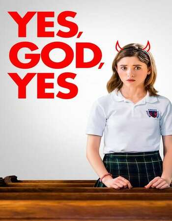 Yes, God, Yes 2020 English 720p WEB-DL 700MB Download