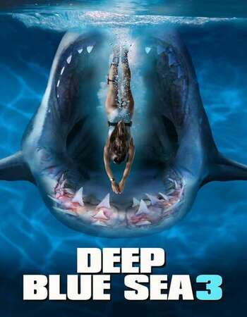 Deep Blue Sea 3 2020 English 720p WEB-DL 850MB Download