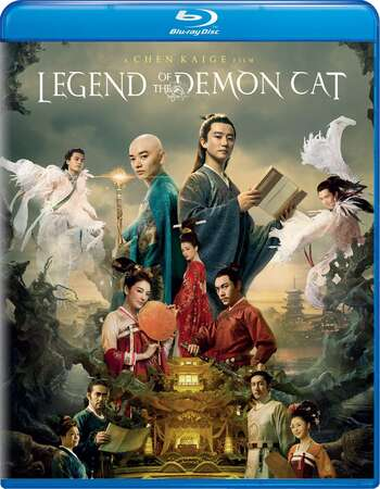 Legend of the Demon Cat (2017) Dual Audio Hindi 480p BluRay 400MB Full Movie Download