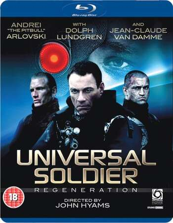 Universal Soldier Regeneration (2009) Dual Audio 480p BluRay 300MB Full Movie Download