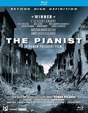 The Pianist (2002) Dual Audio Hindi 720p BluRay x264 1.1GB Full Movie Download