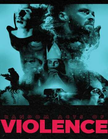 Random Acts of Violence 2020 English 720p WEB-DL 700MB Download