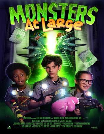 Monsters at Large (2018) Dual Audio Hindi 720p WEB-DL x264 1GB Full Movie Download