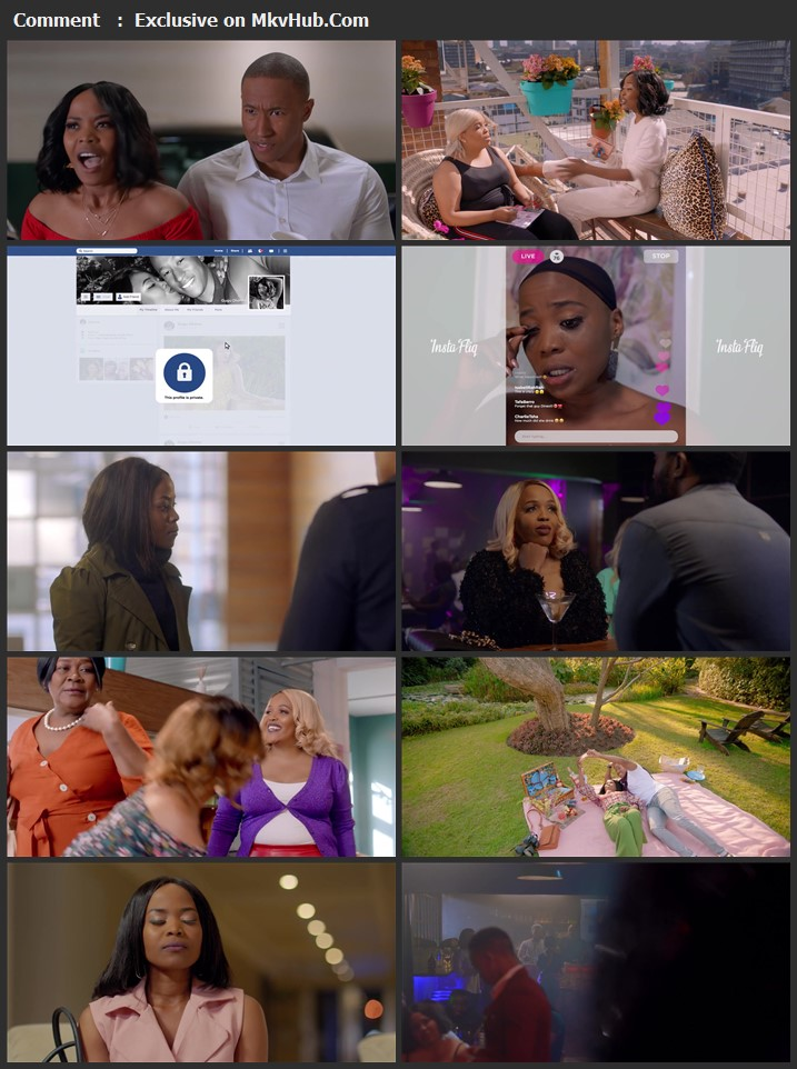 Seriously Single 2020 English 720p WEB-DL 950MB Download