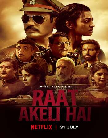 Raat Akeli Hai (2020) Hindi 720p HDRip x264 1.1GB Full Movie Download