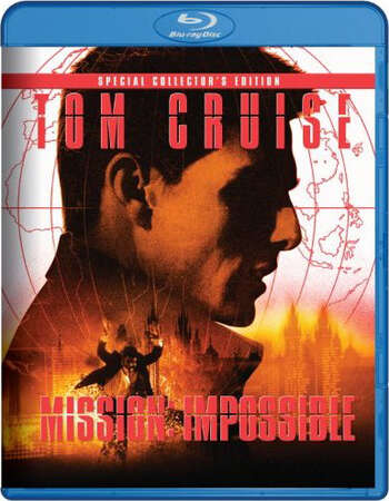 Mission Impossible 1996 Dual Audio Hindi 480p Bluray 350mb