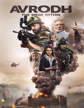 Avrodh the Siege Within 2020 S01 COMPLETE 720p WEB-DL x264 1.5GB Download