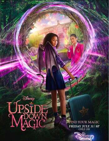 Upside-Down Magic 2020 English 720p WEB-DL 850MB Download