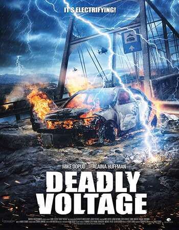 Deadly Voltage (2015) Dual Audio Hindi 720p BluRay 750MB Full Movie Download
