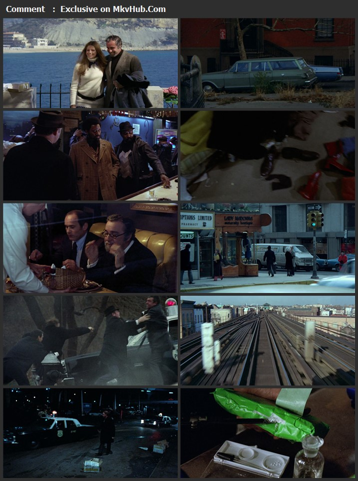 The French Connection 1971 English 720p BluRay 1GB Download