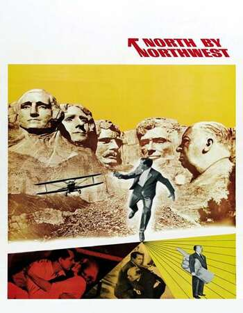 North by Northwest 1959 English 720p BluRay 1GB ESubs