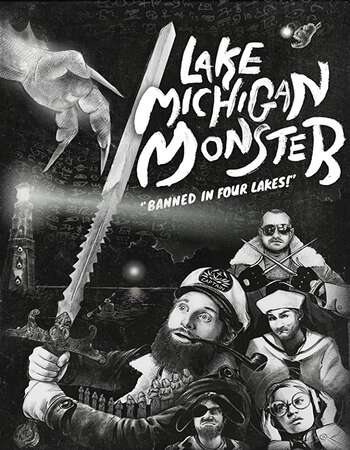 Lake Michigan Monster 2020 English 720p WEB-DL 650MB ESubs