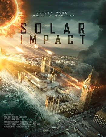 Solar Impact The Destruction Of London 2020 English 720p WEB-DL 750MB Download
