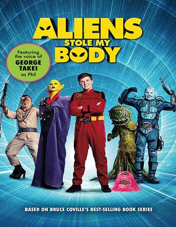 Aliens Stole My Body 2020 English 720p WEB-DL 800MB ESubs