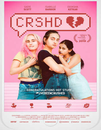Crshd 2019 English 720p WEB-DL 700MB ESubs