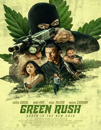 Green Rush 2020 English 720p WEB-DL 750MB ESubs