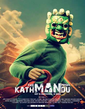 The Man from Kathmandu Vol. 1 2020 English 720p WEB-DL 800MB ESubs