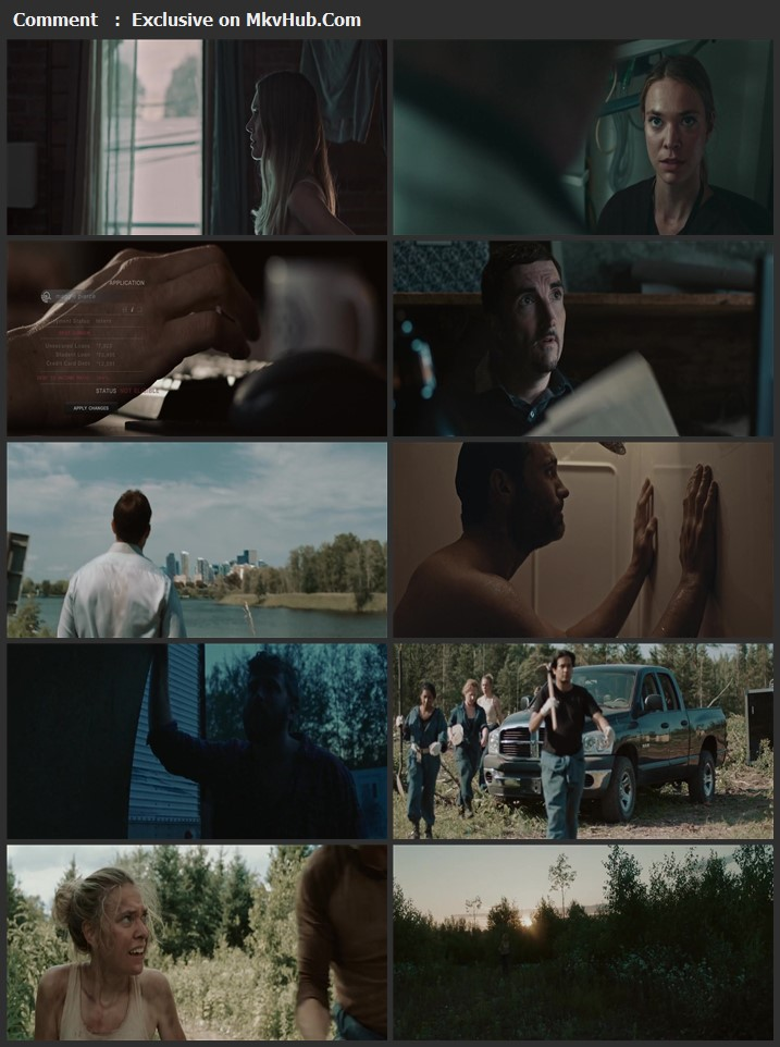 The Discarded 2020 English 720p WEB-DL 750MB Download