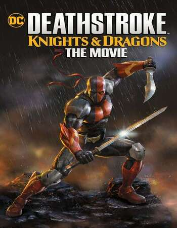 Deathstroke Knights & Dragons 2020 English 720p WEB-DL 800MB ESubs